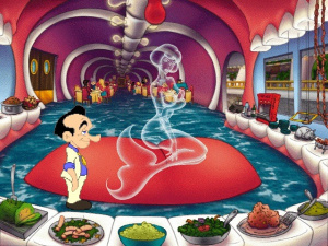 Leisure Larry Suit 7 : Drague en Haute Mer