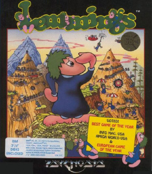 Lemmings sur PC
