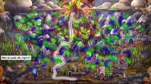 Solution complète : La chapelle des gnostiques et la carte