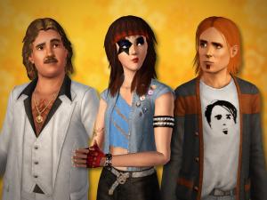 EA annonce Les Sims 3 70's 80's 90's
