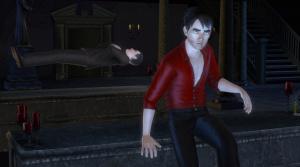 Les vampires envahissent Les Sims 3 : Accès VIP