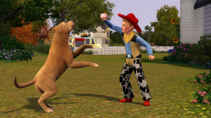 Concours Les Sims 3 : Animaux  & Cie