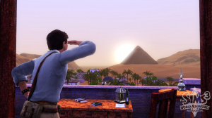 Les Sims 3 : Destination Aventure - GC 2009