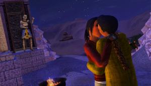 GC 2009 : Des artistes invités dans Les Sims 3 : Destination Aventure