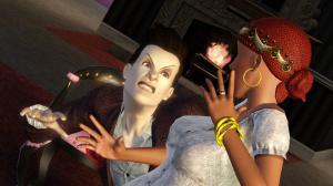 Des super-pouvoirs dans Les Sims 3