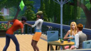 10. Les Sims