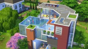 Les Sims 4: Le retour des piscines