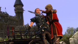 Les Sims Médiéval