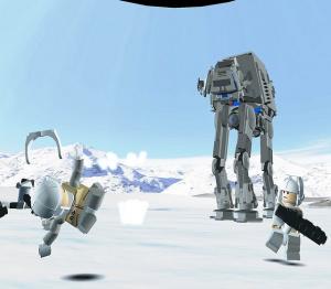 Images : Lego Star Wars 2