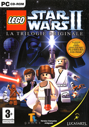LEGO Star Wars II : La Trilogie Originale sur PC