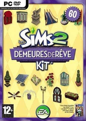 Les Sims 2 : Kit Demeures de Rêve sur PC