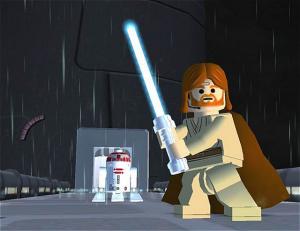 LEGO Star Wars récupère de la Force