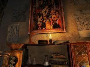 The Secrets Of Da Vinci - Le Manuscrit Interdit : la Renaissance du jeu d'aventure