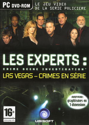 Les Experts : Las Vegas : Crimes en Série