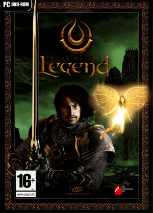 Legend : Hand of God