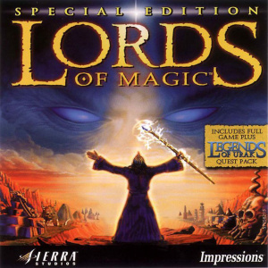 Lords of Magic : Special Edition sur PC