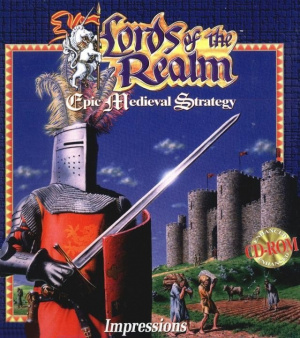 Lords of the Realm sur PC