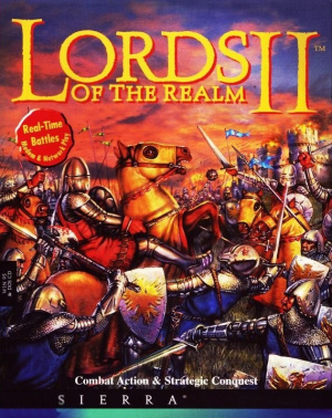 Lords of the Realm II sur PC