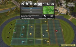 Lords of Football : Une mise à jour gratuite