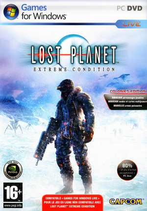 Lost Planet : Extreme Condition : Colonies Edition
