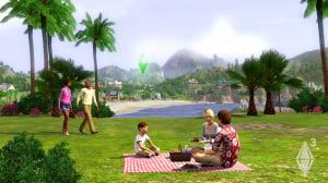GC 2008 : Les Sims 3