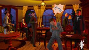 Les Sims 3 et la pub