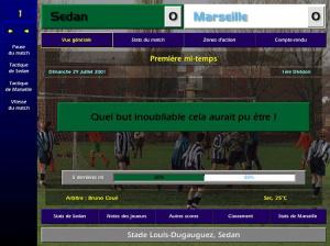 L'Entraineur Saison 2001/2002