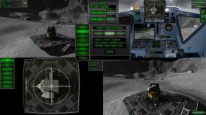 Lunar Flight disponible sur Steam