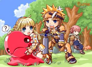 Le MMORPG Lunia Chronicles en bêta fermée