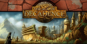 The Age of Decadence sur PC