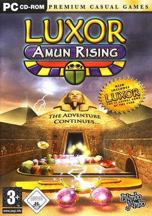 Luxor : Amun Rising sur PC
