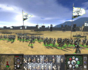 test du jeu medieval ii total war sur pc. Black Bedroom Furniture Sets. Home Design Ideas