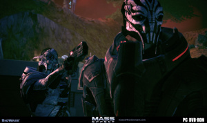 Images : Mass Effect PC