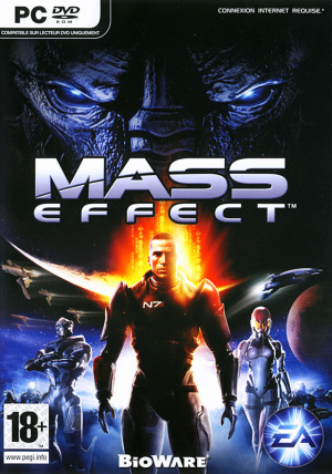 Mass Effect sur PC