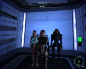 Pas d'ascenseurs dans Mass Effect 2