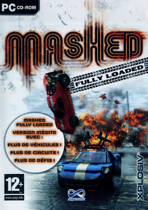 Mashed Fully Loaded sur PC
