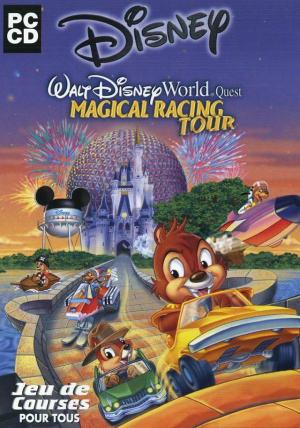 Walt Disney World Quest : Magical Racing Tour sur PC