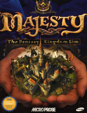 Majesty : The Fantasy Kingdom Sim