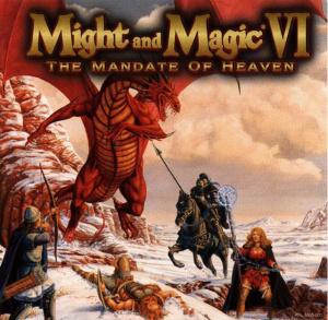 Might and Magic VI : Le Mandat Céleste sur PC