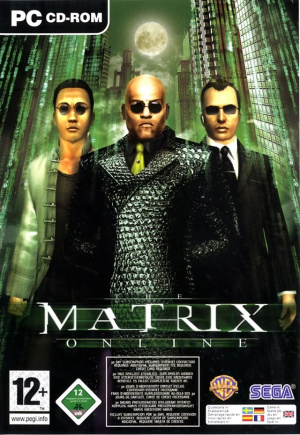 The Matrix Online sur PC