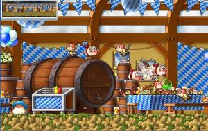 Maple Story fête la bière