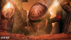 Mars War Logs : Un site officiel et des images