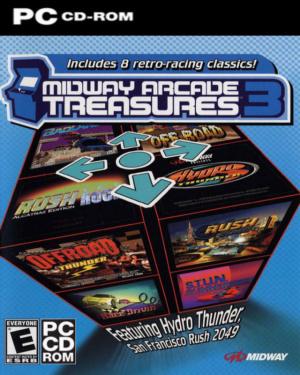 Midway Arcade Treasures 3 sur PC
