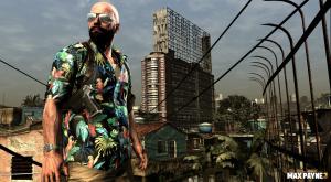 Max Payne 3 sera plus beau sur PC : les images !