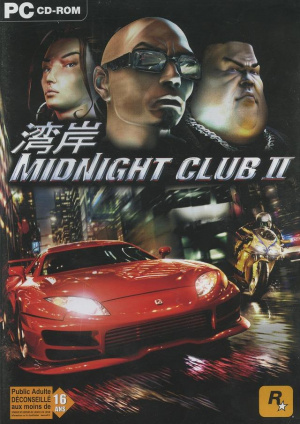 Midnight Club II sur PC