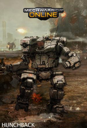 MechWarrior Online à la sauce CryEngine 3