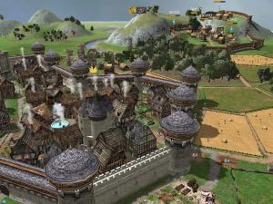 Medieval Lords et l'urbanisme