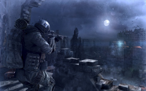 Metro : Last Light : Un premier DLC en juillet