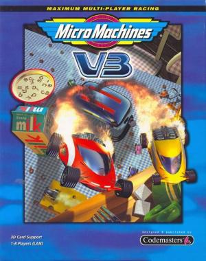MicroMachines V3 sur PC