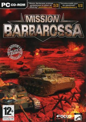 Mission Barbarossa sur PC